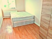 £115-£130pw 5x Double rooms available in Edmonton (No DSS)
