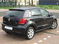 Volkswagen Polo MATCH TDI (black) 2012-02-29