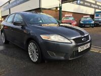 """FORD MONDEO TDCI """"""""57 PLATE """""""" 140 BHP """"""""18 RS ALLOYS LOW MILEAGE!!!"""