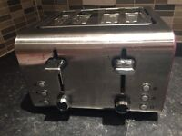 Big Toaster, 4 large pieces - EXCELLENT CONDITION
