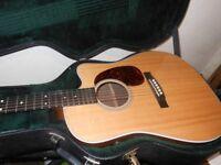 Martin DCPA 4 Rosewood performing artist series Guitar