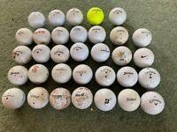 33 Golf Balls