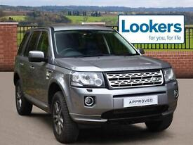 Land Rover Freelander SD4 XS (grey) 2014-03-25