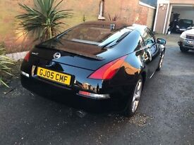 Nissan 350z limited edition 167iut of 174 made