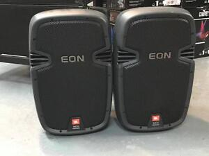 JBL EON 510 Portable Self-Powered 10""