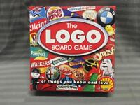 The LOGO BOARD Game UK For ages 12 years and over.100% Complete!