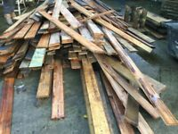 Large quantities of reclaimed danish floor boards in Very Good Condition