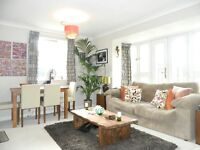 **Spacious & stylish 2 bed apartment a short walk away from Bow Road Station**