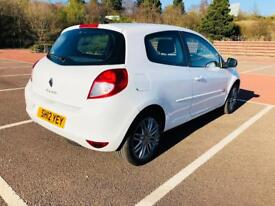 VERY GOOD CONDITION CLIO DYNAMIC TOM TOM FULL YEAR MOT FOR SALE £3999