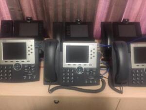 CCIE voice Lab Phones 7965 , 9971