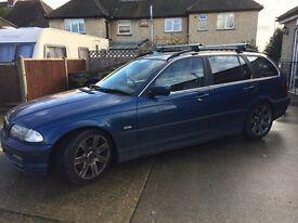 BMW E46 330 petrol estate