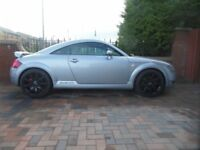 Audi TT Coupe 225bhp - Manual - with extras - low mileage - FSH