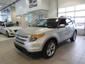 2014 Ford EXPLORER 4WD LIMITED GPS PANORAMIQUE GROUPE REMORQUAGE