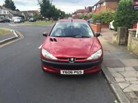 Peugeot 206 (2001)1.1 for sale. Quick sell!!