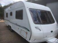 Caravan Bessacar Cameo 625 High spec top model.