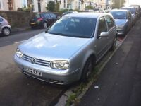 Volkswagen Golf TD TDi 1.8 Spares or Repair