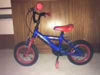 "Boys bike 12"" wheel"