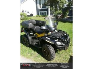 2010 Can-Am Outlander Max 650 XT-P