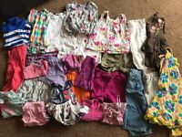 Bundle girls summer clothes aged 2-3 years