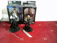 Final Fantasy Play Arts Bundle Of 4 Figures Cloud , Sephiroth , Aerith & Tifa