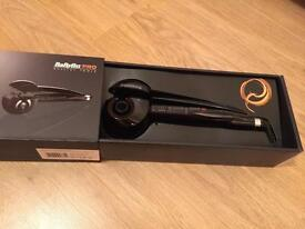 Babyliss pro perfect curl hair curler tong OFFERS ACCEPTED