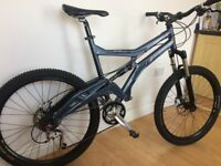 Marin Rock Springs Mountain Bike. Custom build. 450 ono