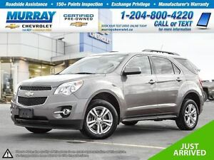 2011 Chevrolet Equinox FWD 4dr 1LT *Bluetooth, Keyless Entry, Sa