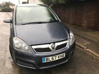 Vauxhall ZAFIRA ***REDUCED**1 PREVIOUS OWNER