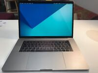 MacBook Pro 15 (late 2016, 2.7 GHz, 1TB, Radeon Pro 460)