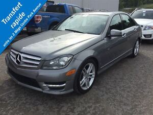 2012 Mercedes-Benz C250 4MATIC