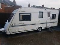 2002 compass omega 505 5 berth with motor mover + extras