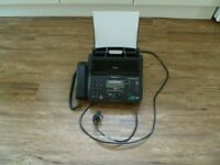 PANASONIC KX-FP185E FAX/TELEPHONE/ANSWERPHONE