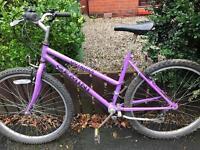 ladies outrider mountain bike