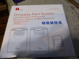Driveway alert system (new)