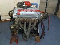 Vauxhall 20xej (c20xe) 2.0 16v engine fully rebuilt corsa b astra nova