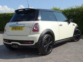 MINI HATCH COOPER 2.0 COOPER SD 3d * £20.00 A YEAR ROAD TAX * (white) 2011