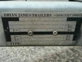 Brian james bantam trailer for smart car