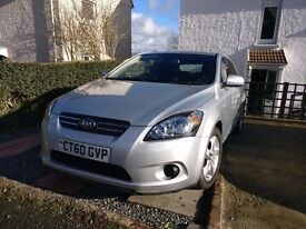 *Low Mileage* Kia Pro Ceed. Extremely reliable, MOT 2018