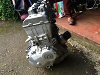 HONDA CBR600 cc ENGINE UNIT