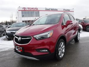2017 Buick Encore Leather Interior / Heated Seats / Navigation