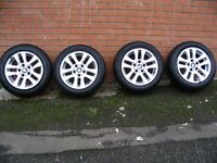 BMW alloy wheels & Tyres