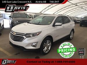 2018 Chevrolet Equinox Premier HEATED SEATS, POWER LIFTGATE,...