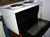 small cooker with oven