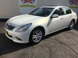2013 Infiniti G37 Sport, Automatic, Leather, Back Up Camera, AWD