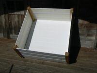 Handmade Whelping Box, Dog Bed