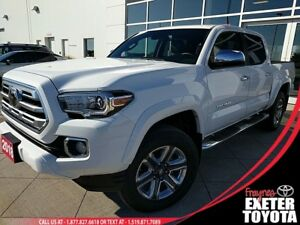2018 Toyota Tacoma Limited V6 DEMO 4X4