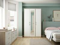 Minori Assembled Bedroom Furniture **Home Delivery Available**