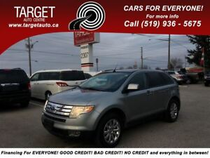2007 Ford Edge SEL, Loaded, Leather, Roof, Navi and More !!