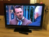 Sony 40 inch Full HD LCD TV Freeview HDMI x 4