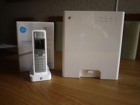 BT Home Hub and Phone